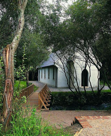 The Chapel at Brooklodge BrookLodge & Macreddin Village